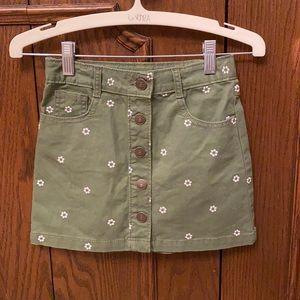 Adorable girls skirt size 5